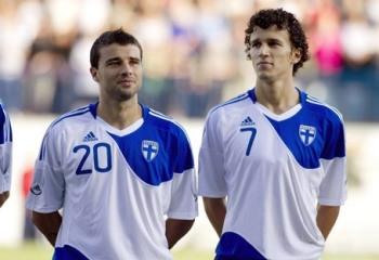 Рубин трансфер Алексей (слева) и Роман Еременко
